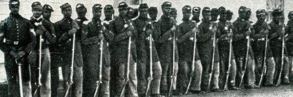 Black Soldiers in the Civil War