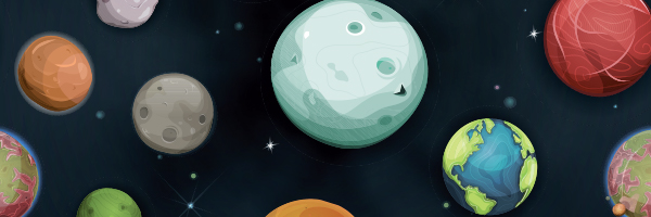 planets, solar system