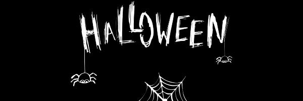 halloween, spider, spider web