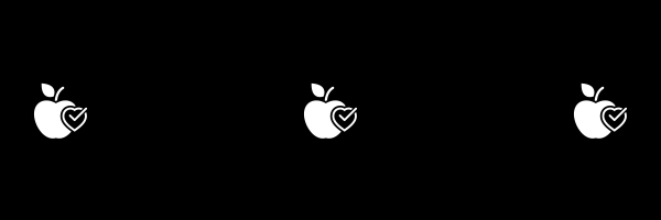apple, heart, health