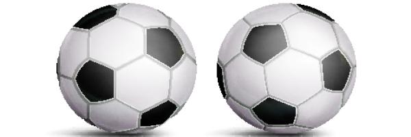 soccer balls,